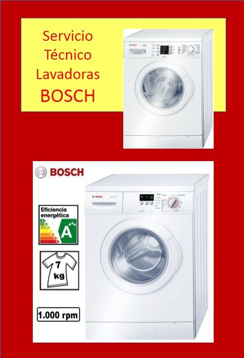 Reparacion de lavadoras bosch stunning reparacion de for Tecnico de lavadoras tenerife
